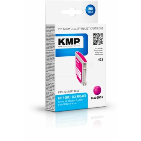KMP Tintenpatrone, ersetzt C4908AE, kompatibel