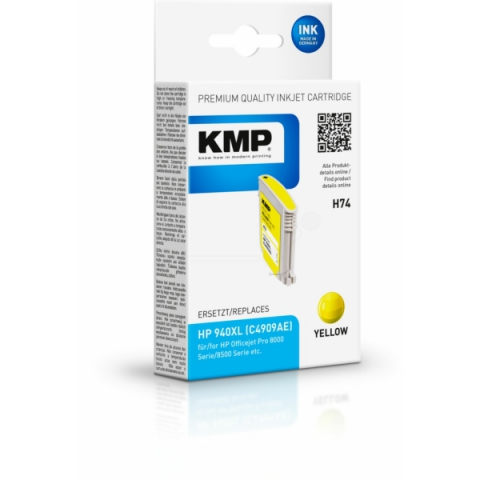 KMP Tintenpatrone, ersetzt C4909AE, kompatibel