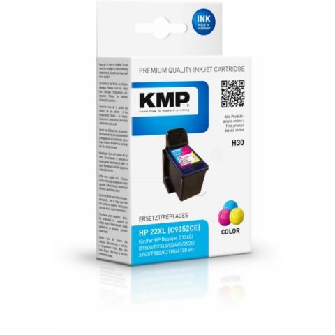 KMP Druckerpatrone für HP Deskjet 3910 , 3940 ,