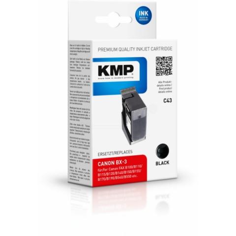 KMP Kompatible Tintenpatrone, ersetzt Canon