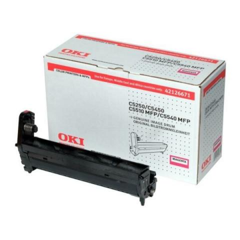 OKI 42126671 Drum Kit , Bildtrommel für Oki C