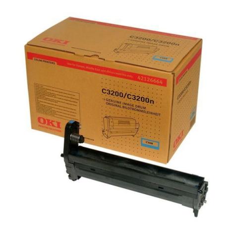 OKI 42126664 Drum Kit , Bildtrommel für C3200