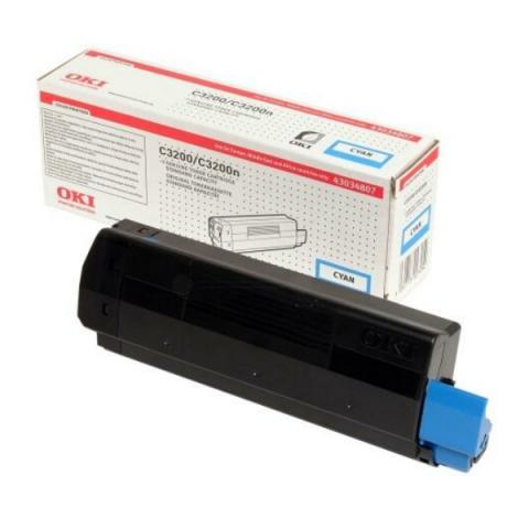 OKI 43034807 Toner passend f�r C 3200 , C 3200 N