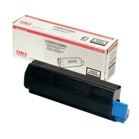 OKI 43034808 Toner passend für C 3200 , C 3200 N