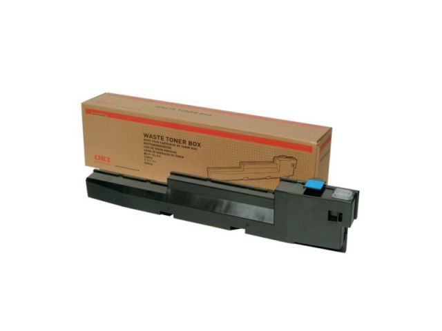 42869403 original OKI Rest Toner behälter 42869403 für ca. 30000 Seiten für C9600 / 9800
