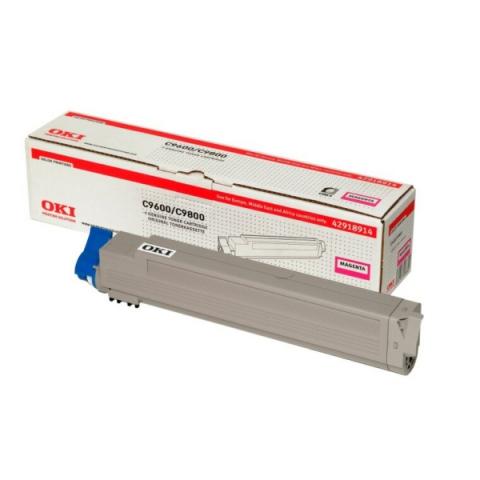 OKI 42918914 Toner für Oki C 9600 , C 9650 , C