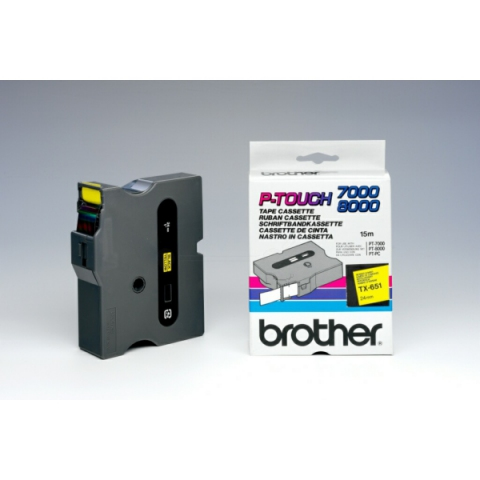Brother TX651 BROTHER P-TOUCH 24mm