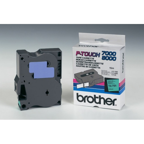 Brother TX751 BROTHER P-TOUCH 24mm