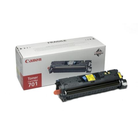 Canon 9284A003 Toner (701Y) für ca. 4.000 Seiten