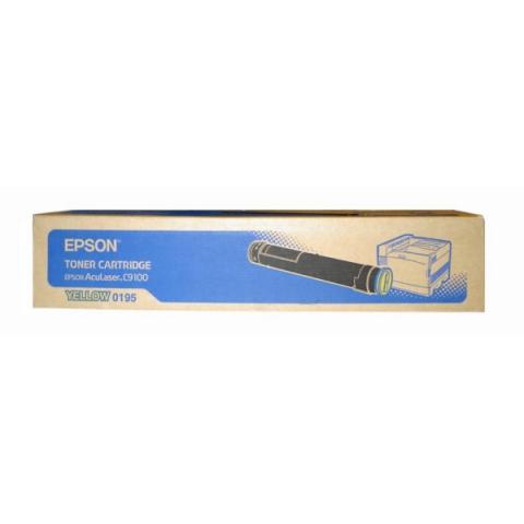 Epson S050195 Toner für Aculaser C9100 ,