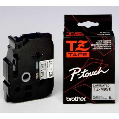 Brother TZM951 BROTHER P-TOUCH24mm