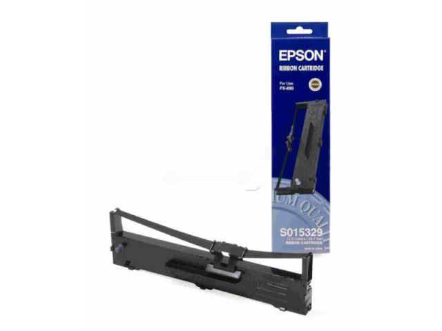 Nylonband original Epson, für ca. 7, 5 Mio Zeichen, C13S015329 schwarz