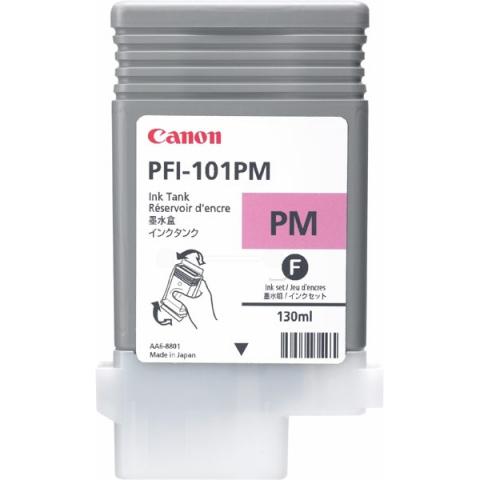 Canon PFI101PM Tintenpatrone, 130 ml, passend