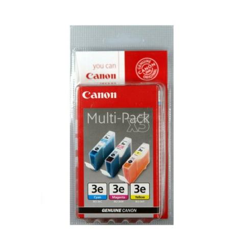 Canon Multipack original Tintenpatrone BCI-3E,