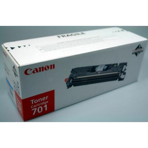 Canon 9286A003 Toner (701C) f�r ca. 4.000 Seiten
