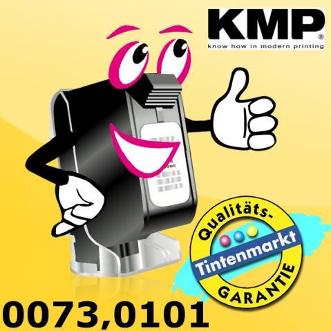 KMP Farbband f�r NCR 499, Breite , L�nge 12mm ,