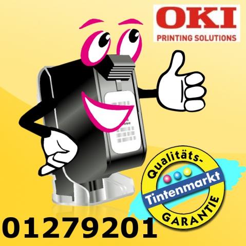 OKI 01279201 Toner für ca. 25.000 Seiten passend