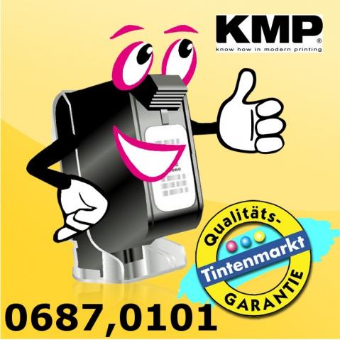 KMP Farbband für Star NX 15, Breite , Länge 12,