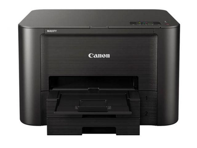 Canon MAXIFY iB4150 A4 Tintenstrahldrucker, 24/15,5 ISO Seiten/Min. (s/w)/(Farbe) Gehäuseschwarz