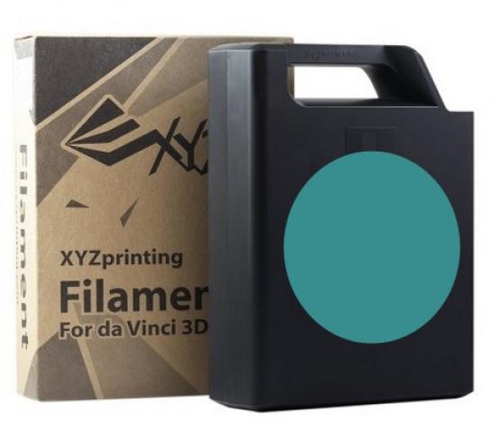 XYZprinting ABS Plastic Filament (viridity)