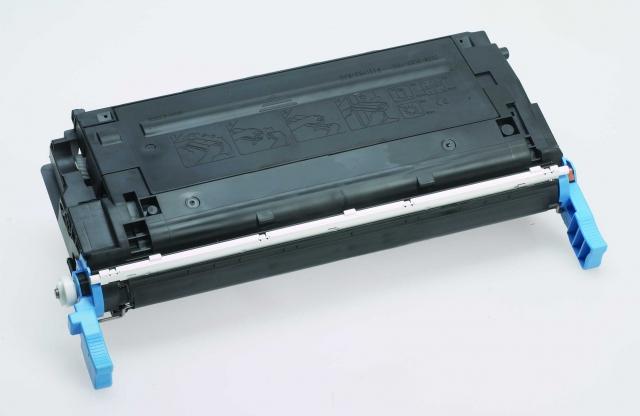 Whitelabel Toner ersetzt HP C9720A mit CHIP für