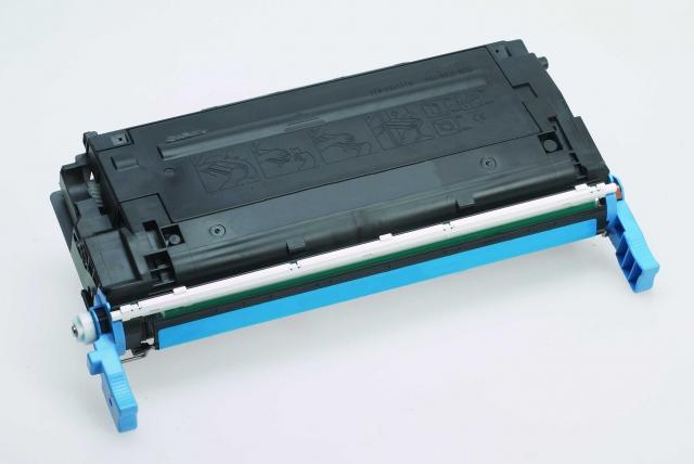White Label Toner Toner ersetzt HP C9721A mit