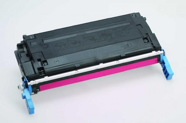 Whitelabel Toner ersetzt HP C9723A mit CHIP für