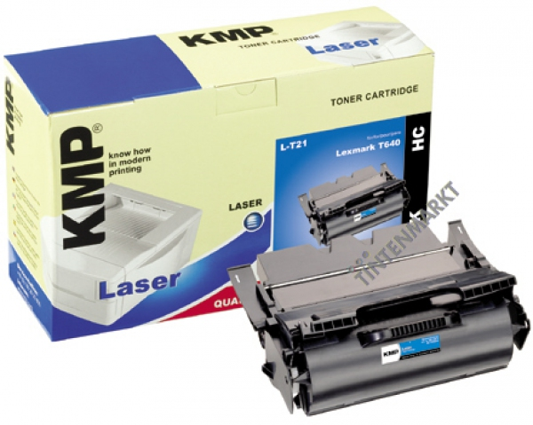 KMP Toner kompatibel zu 0064036HE für Lexmark