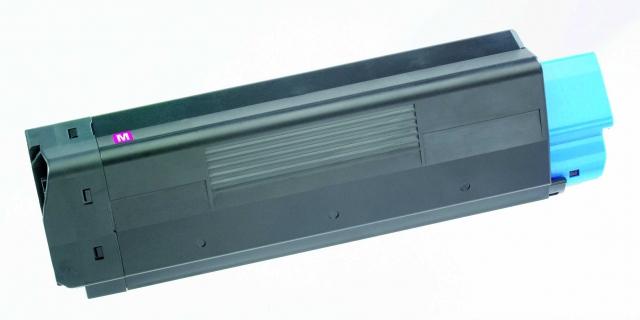 Whitelabel Toner in rebuild Qualität ersetzt