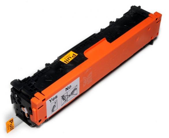 Whitelabel Toner für HP ersetzt CB541A