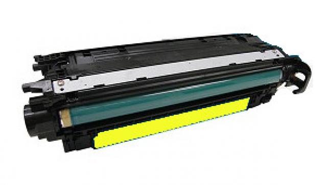 White Label Toner Toner für HP ersetzt CE252A