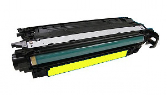 Whitelabel Toner f�r HP ersetzt CE252A