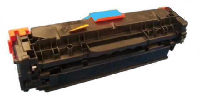 Whitelabel Toner für HP ersetzt HP305A (CE411A)