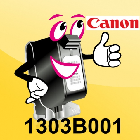 Canon 1303B001 Toner für ca. 5.000 Seiten,