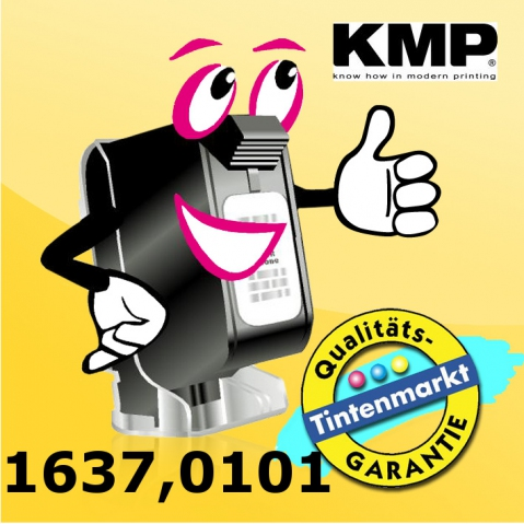 KMP Farbband f�r Mannesm.-Tally MT 100 , 120,