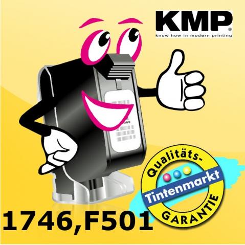 KMP Farbband für OKI ML 390 Flachbett, Breite ,