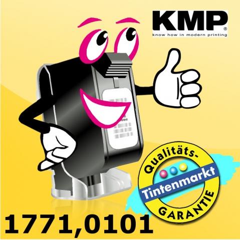 KMP Farbband für Facit B 3100, Breite , Länge