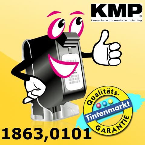 KMP Farbband für Mannesm.-Tally MT 131 , 9,
