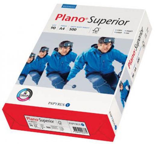 Whitelabel Plano Superior Universal-Papier DIN