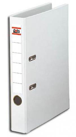 dots Dots Ordner 5, 0 cm breit mit weißen