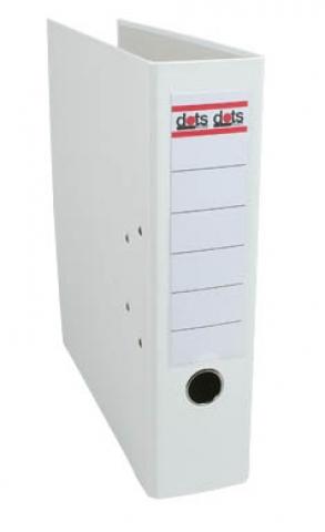 dots Dots Ordner 8, 0 cm breit mit weißen