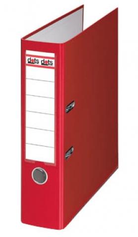 dots Dots Ordner 8, 0 cm breit mit roten