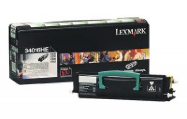 Lexmark 24B6213 Toner mit einer Seitenleistung