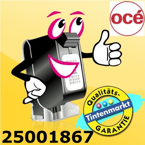 OCE 25001867 7050 Toner (2) black B1- Toner