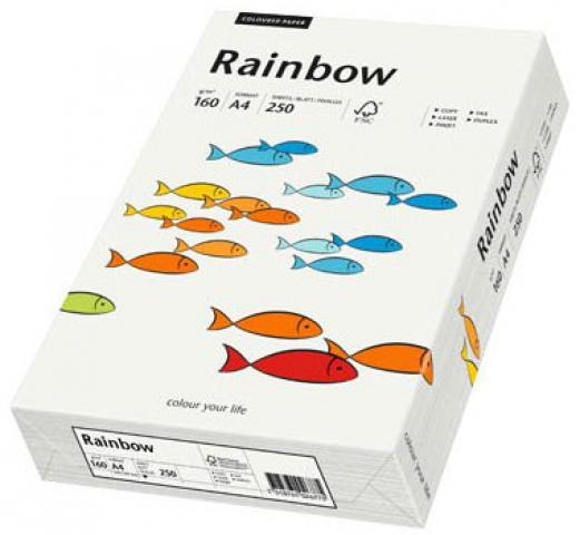 Rainbow Kopier-Karton DIN A4, 160 g , qm, 250