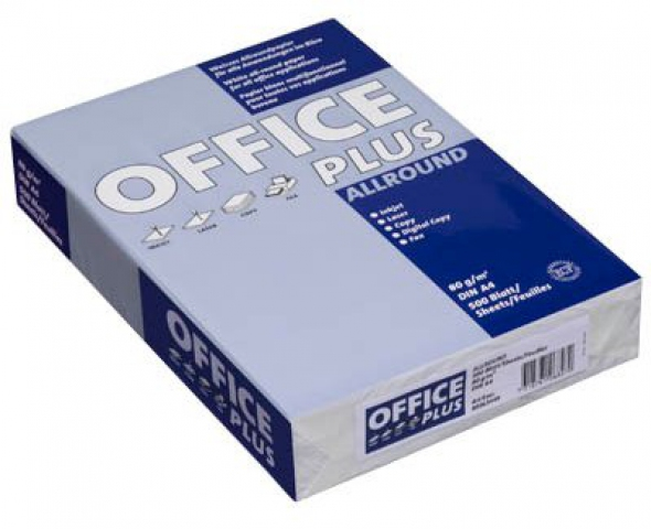 Whitelabel Universal Druckerpapier OFFICE PLUS,
