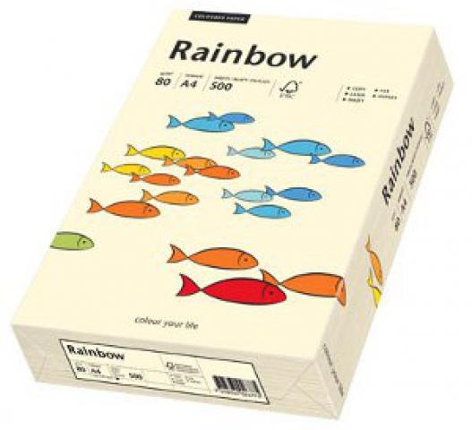 Whitelabel Rainbow Kopierpapier DIN A4, 80g ,