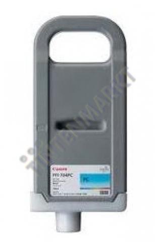 Canon Tintenpatrone PFI-704PC mit für ca. 700 ml
