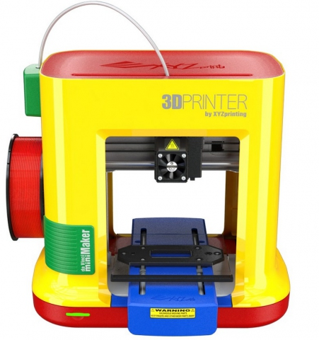 XYZprinting da Vinci mini Maker, ideal für