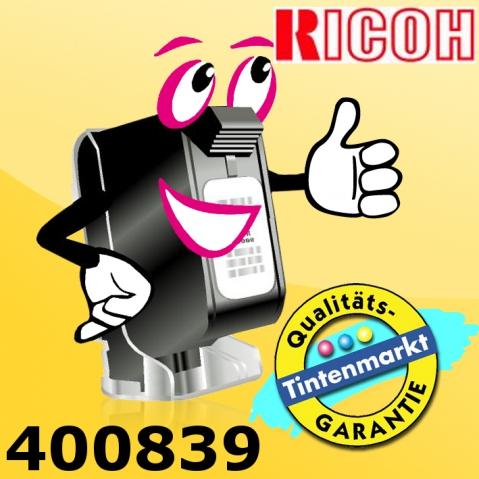 Ricoh Toner 400839 von , für ca. 5.000 Seiten ,